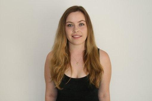 Alicia G polaroid headshot