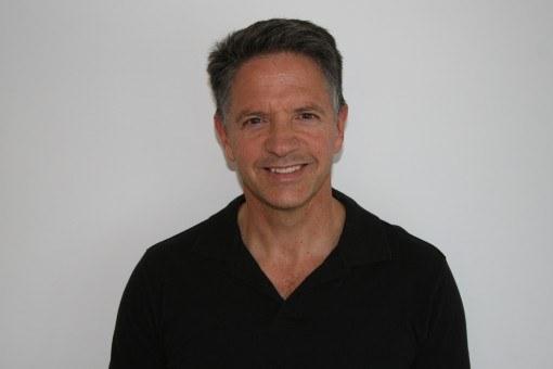 David L headshot polaroid