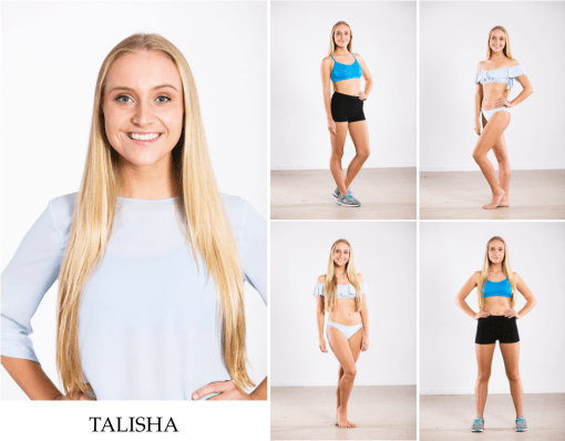 Talisha sports