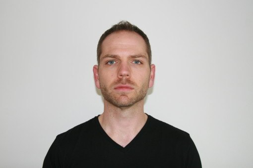 Chris polariod head