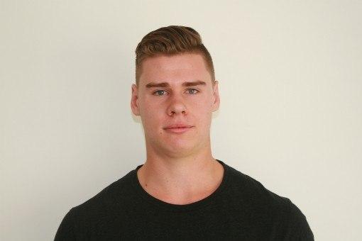 Brad head polaroid