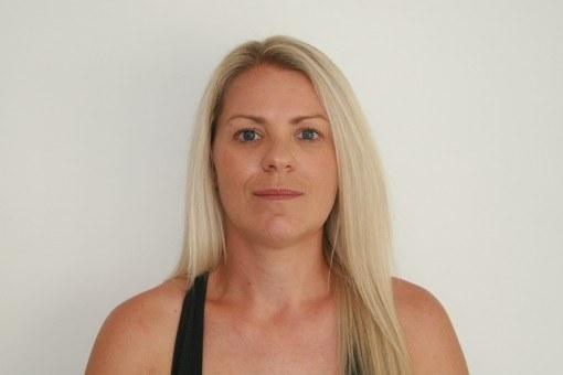 Ingrid head polaroid