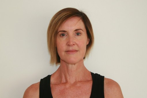 Sharon polaroid head