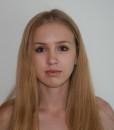 Cailyn head polaroid