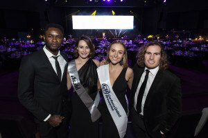 AHA Awards - Godwin, Emma, Talisha and Montana