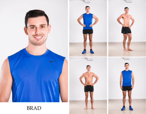 Brad sports