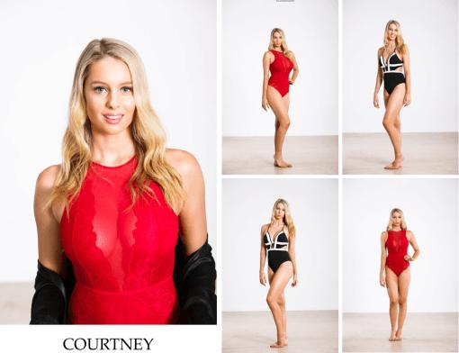 Courtney sports