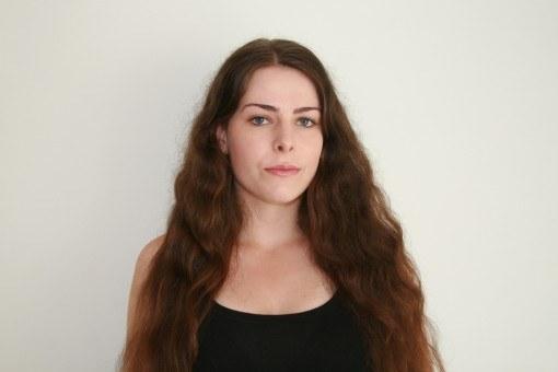 Alana head polaroid